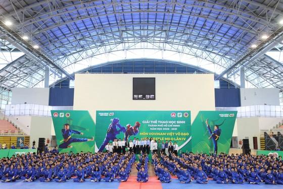 Hơn 1.500 học sinh dự giải Hội khỏe Phù Đổng môn Vovinam - cúp Nestlé MILO lần thứ 4