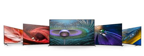 Sony Việt Nam ra mắt TV BRAVIA XR 8K LED, 4K OLED và 4K LED tích hợp bộ xử lý trí tuệ nhận thức