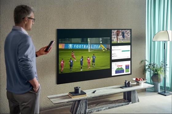 Tuyệt tác của Tương lai Samsung MICRO LED 2021 ảnh 1