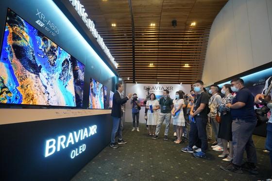 Sony Việt Nam ra mắt TV BRAVIA XR 8K LED, 4K OLED và 4K LED tích hợp bộ xử lý trí tuệ nhận thức ảnh 1
