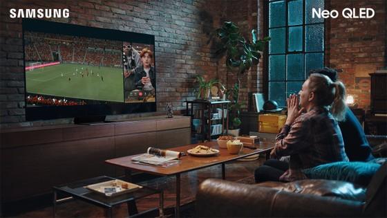 Thời điểm vàng lên đời TV Samsung: Ưu đãi khủng Euro 2020 ảnh 1