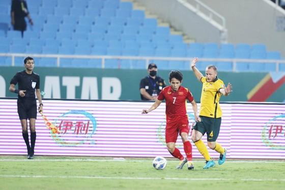 Việt Nam - Australia 0-1: Thất bại đầy tiếc nuối của các chàng trai Việt Nam ảnh 4