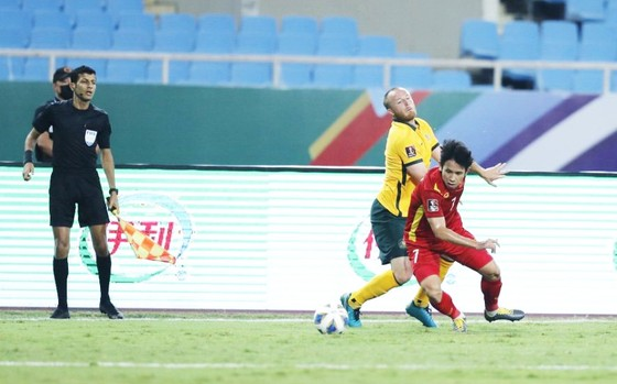 Việt Nam - Australia 0-1: Thất bại đầy tiếc nuối của các chàng trai Việt Nam ảnh 2
