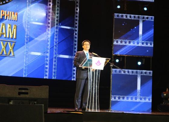 Khai mạc Liên hoan phim Việt Nam lần thứ 20 tại Đà Nẵng ảnh 1