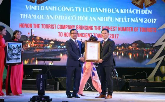 2,8 triệu lượt khách quốc tế đến Quảng Nam năm 2017 ảnh 3