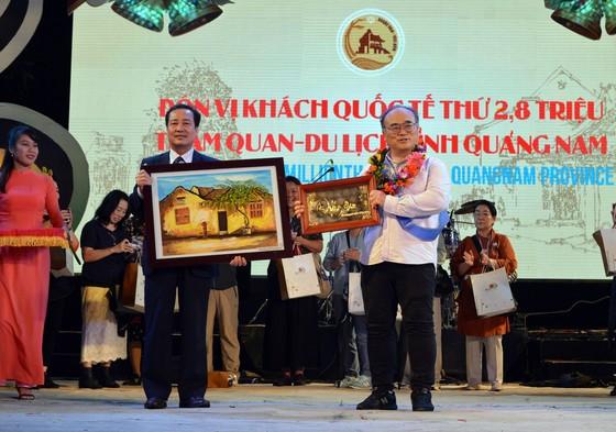 2,8 triệu lượt khách quốc tế đến Quảng Nam năm 2017 ảnh 1