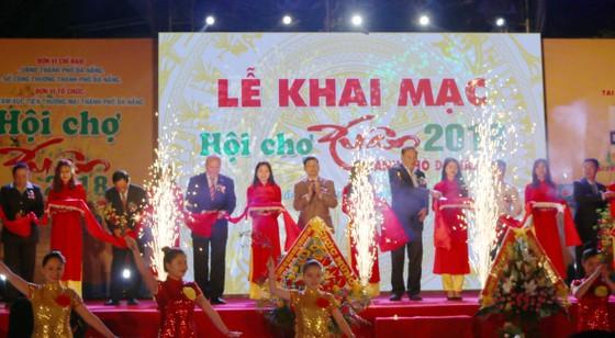 Đà Nẵng khai mạc Hội chợ Xuân Mậu Tuất 2018 ảnh 1