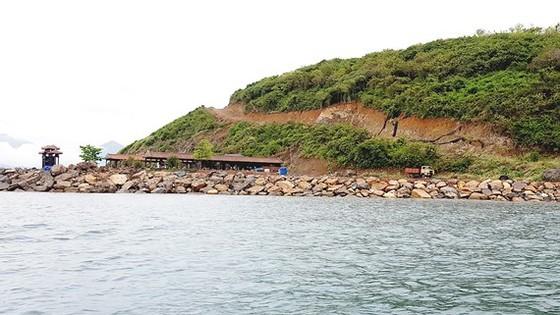 Khánh Hòa truy trách nhiệm các dự án lấn biển ảnh 1