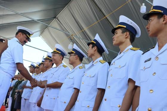 Hạm đội miền Đông Ấn Độ sẽ diễn tập hàng hải chung với Hải quân Việt Nam ảnh 2