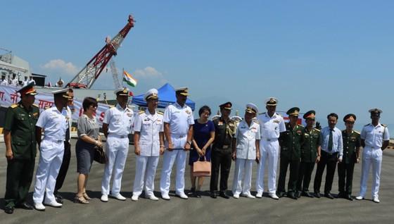 Hạm đội miền Đông Ấn Độ sẽ diễn tập hàng hải chung với Hải quân Việt Nam ảnh 6
