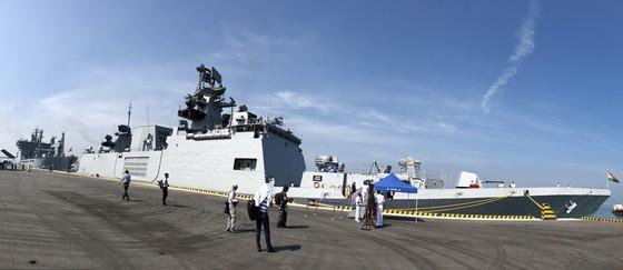 Hạm đội miền Đông Ấn Độ sẽ diễn tập hàng hải chung với Hải quân Việt Nam ảnh 12