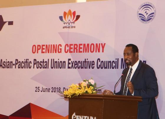 Hội nghị Hội đồng chấp hành của Liên minh Bưu chính khu vực Châu Á – Thái Bình Dương 2018 ảnh 1