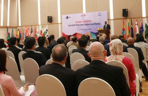 Hội nghị Hội đồng chấp hành của Liên minh Bưu chính khu vực Châu Á – Thái Bình Dương 2018 ảnh 2