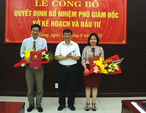 Đà Nẵng: Bổ nhiệm 2 Phó Giám đốc Sở Kế hoạch và Đầu tư qua thi tuyển ảnh 1