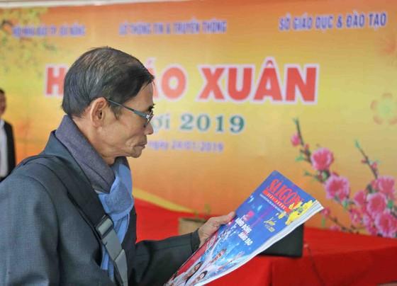 Đà Nẵng, khai mạc, Hội Báo Xuân Kỷ Hợi 2019 với trên 200 ấn phẩm báo chí, tạp chí ảnh 5