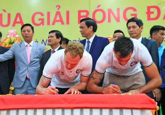 CLB SHB Đà Nẵng xuất quân mùa giải 2019 ảnh 3