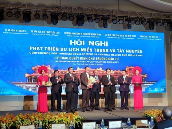 Đầu tư hơn 400 tỷ đồng vào Dự án Khu du lịch sinh thái Cổng trời Đông Giang ảnh 1