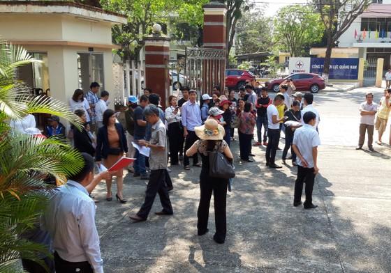 Quảng Nam giải quyết khiếu nại của hơn 1.000 hộ dân mua đất dự án ảnh 1