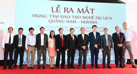Quảng Nam ra mắt Trung tâm đào tạo lao động chuyên ngành du lịch đầu tiên ảnh 2