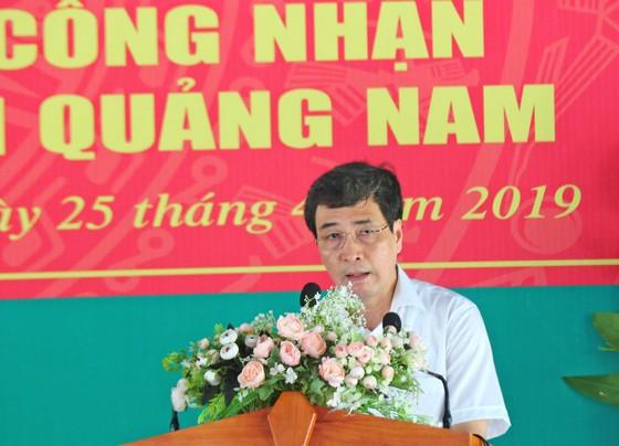 Khánh thành Bia lưu niệm Văn phòng Khu ủy Khu V ảnh 2