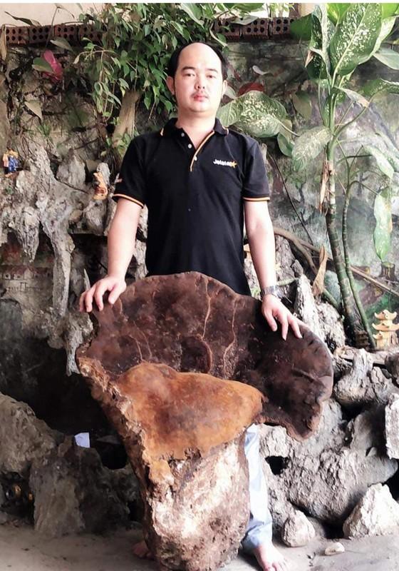 Phát hiện nấm khổng lồ nặng 70 ký nghi là nấm linh chi chân voi  ảnh 2