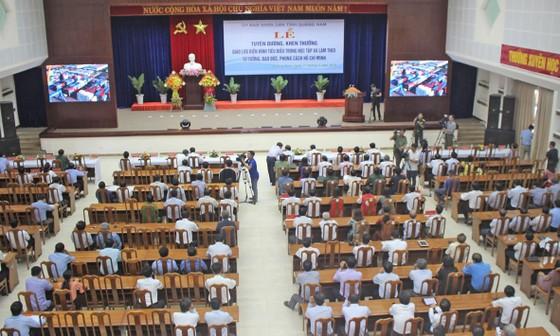 Quảng Nam: Tuyên dương điển hình học tập và làm theo tư tưởng, đạo đức, phong cách Hồ Chí Minh ảnh 2