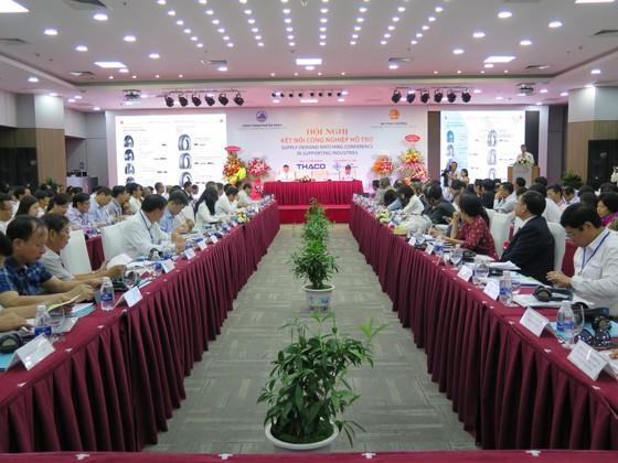 Hơn 350 doanh nghiệp tham gia 'Hội nghị kết nối công nghiệp hỗ trợ - Đà Nẵng 2019' ảnh 2