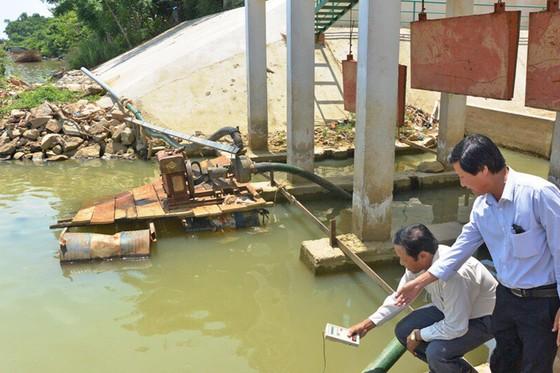 Thiếu nguồn nước ngọt trên sông Vu Gia - Thu Bồn ảnh 2