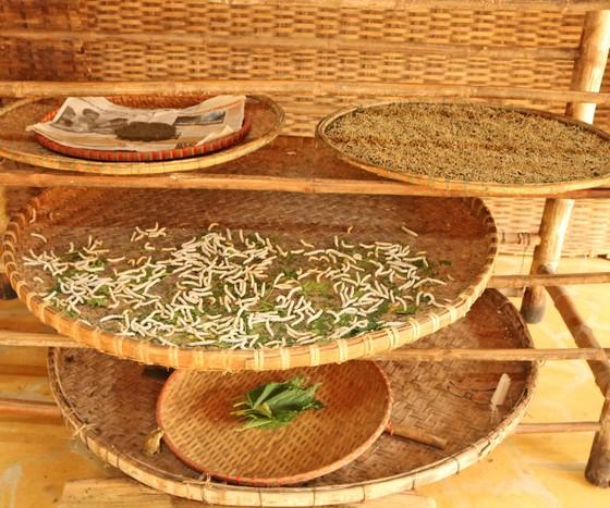 Hơn 80 nghệ nhân đến từ các làng nghề truyền thống sẽ trình diễn ươm tơ, dệt lụa tại Hội An ảnh 3