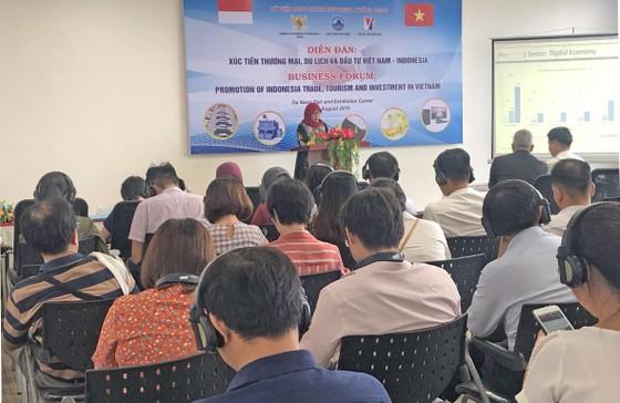 Tăng cường xúc tiến thương mại, du lịch và đầu tư Việt Nam- Indonesia ảnh 2