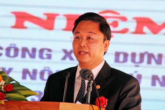 Ông Lê Trí Thanh giữ chức Phó Bí thư Tỉnh uỷ Quảng Nam ảnh 1