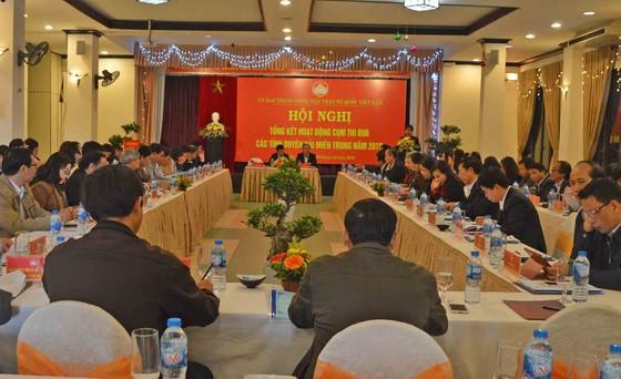 Uỷ ban MTTQ Việt Nam các tỉnh Duyên hải miền Trung đạt nhiều kết quả tốt năm 2019 ảnh 1