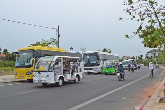 Hội An hướng đến mục tiêu xây dựng thành phố của xe đạp và xe điện ảnh 1