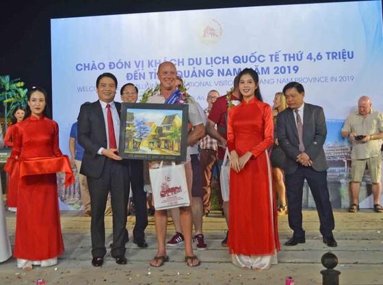 Quảng Nam đón vị khách quốc tế  thứ 4,6 triệu  ảnh 1