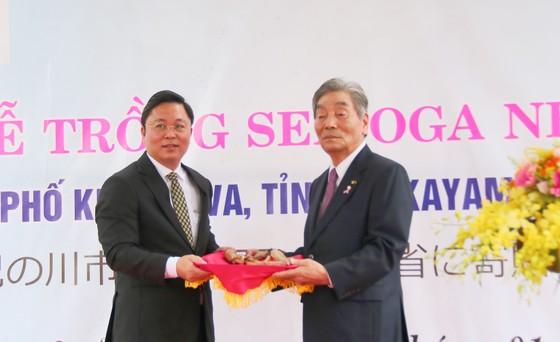 Lễ trồng hoa sen Oga tại Quảng Nam ảnh 4