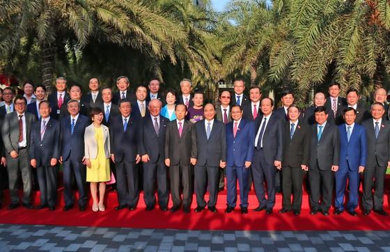 Thủ tướng tiếp Tổng Thư ký Đảng Dân chủ Tự do Nhật Bản ảnh 3