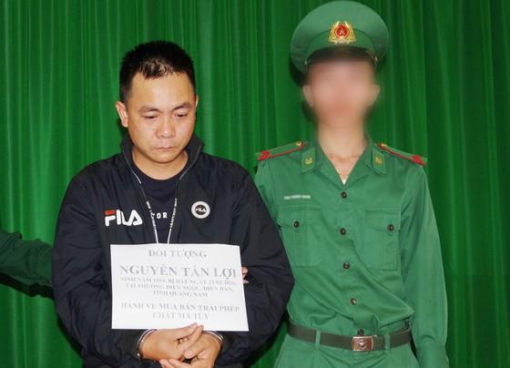 Bắt giữ đối tượng buôn bán ma túy ở Quảng Nam ảnh 1