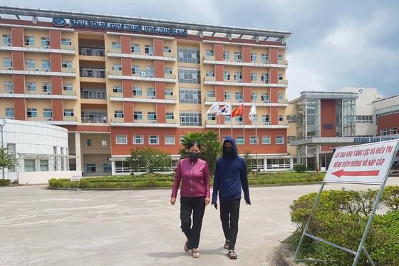 Lần đầu tiên Quảng Nam điều trị thành công cho một bệnh nhân mắc Covid-19 ảnh 1