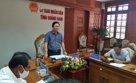 Quảng Nam họp về tình hình mua sắm hệ thống máy xét nghiệm ảnh 2