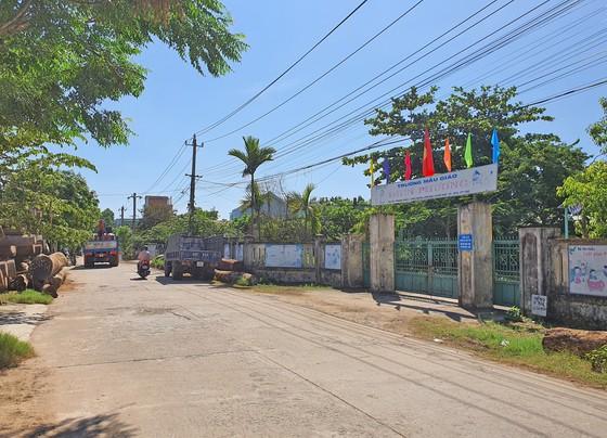 Ô nhiễm bủa vây trường học tại Quảng Nam ảnh 4