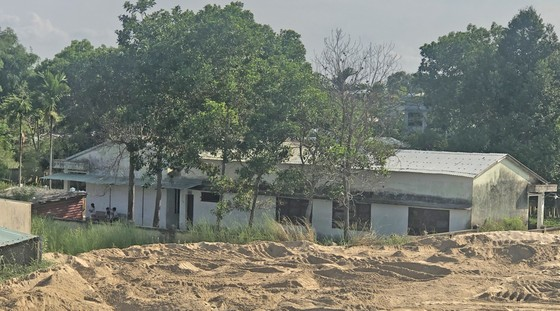 Ô nhiễm bủa vây trường học tại Quảng Nam ảnh 3
