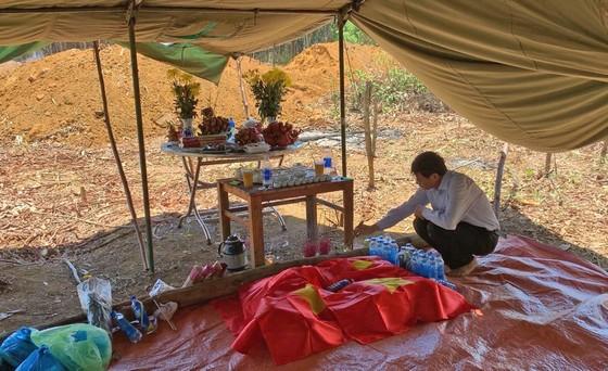 Tìm thấy hố chôn tập thể 17 chiến sĩ đặc công tại Quảng Nam ảnh 1