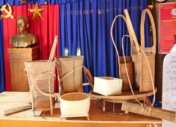 Bảo tồn và phát triển nghề đan lát của người Cơ Tu ảnh 4