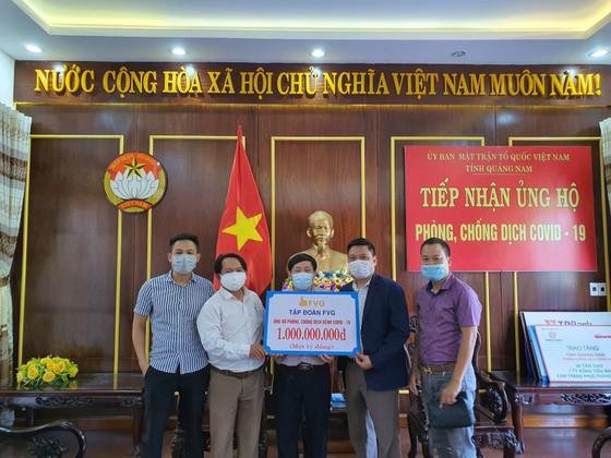 Nhiều doanh nghiệp ủng hộ Quảng Nam phòng chống dịch Covid-19 ảnh 1
