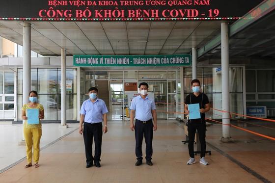 Đà Nẵng, Quảng Nam: 12 bệnh nhân Covid-19 khỏi bệnh, xuất viện ảnh 2