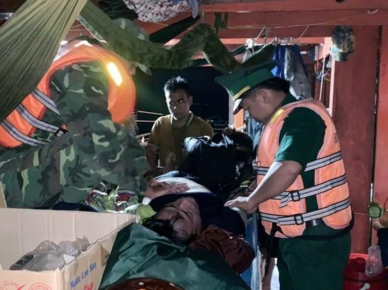 Quảng Nam điều tra nguyên nhân một ngư dân tử vong khi đang hành nghề trên biển ảnh 1