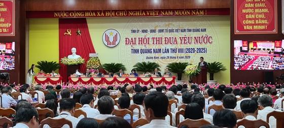 Quảng Nam tổ chức Đại hội thi đua yêu nước lần thứ VIII  ảnh 1