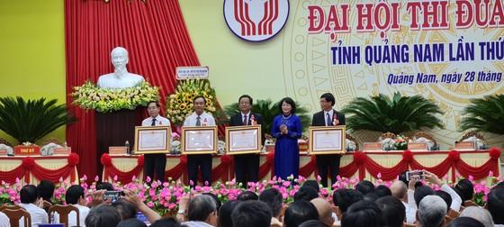 Quảng Nam tổ chức Đại hội thi đua yêu nước lần thứ VIII  ảnh 5