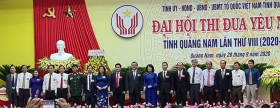 Quảng Nam tổ chức Đại hội thi đua yêu nước lần thứ VIII  ảnh 6