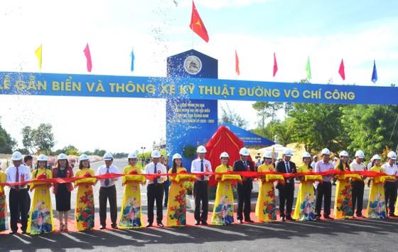Quảng Nam gắn biển và thông xe kỹ thuật đường Võ Chí Công ảnh 1
